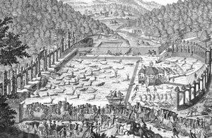 Jagd anlässlich der Hochzeit von Herzog Karl von Württemberg (1748)